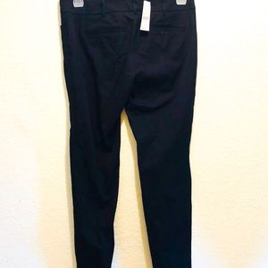 NY & Co Slim Leg Audrey Pants Black